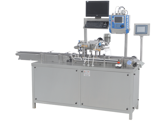 N.K.P. Pharma offers Online Carton Coding Machine with Inspection and Rejection System.