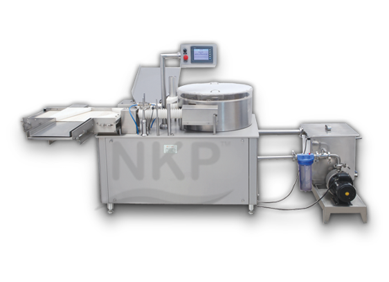 N.K.P. Pharma offers Automatic External Ampoule Washing & Drying Machine.